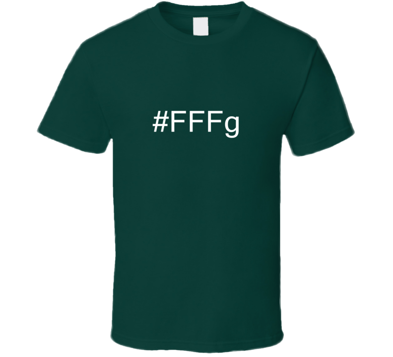 FFFg Hashtag Parody Animal Hunter Trending Cool Hunting T Shirt