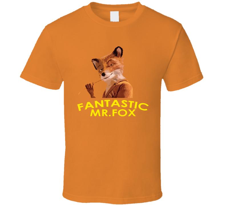 Fantastic Mr Fox T Shirt