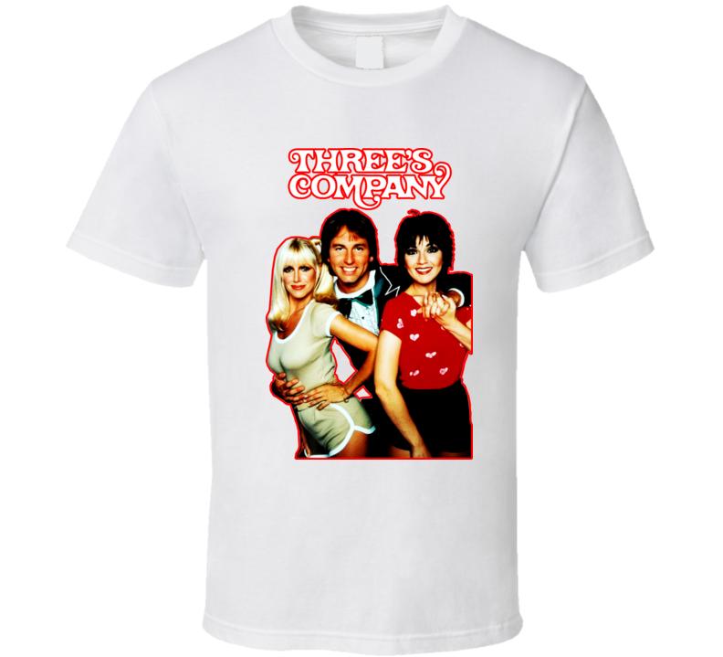 Three'S Company T Shirt