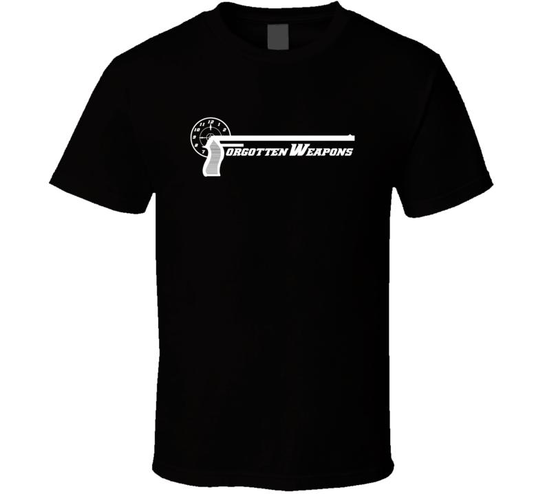 Forgotten Weapons Trending Popular Youtube Channel T Shirt