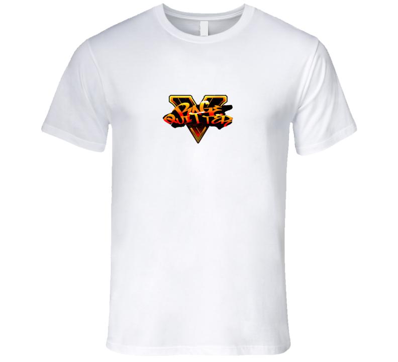 Rage Quitter T Shirt