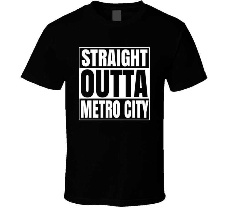 Metro City T Shirt