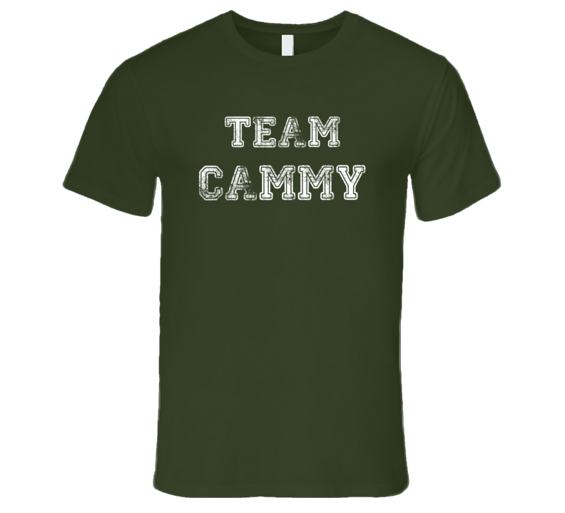 Team Cammy T Shirt