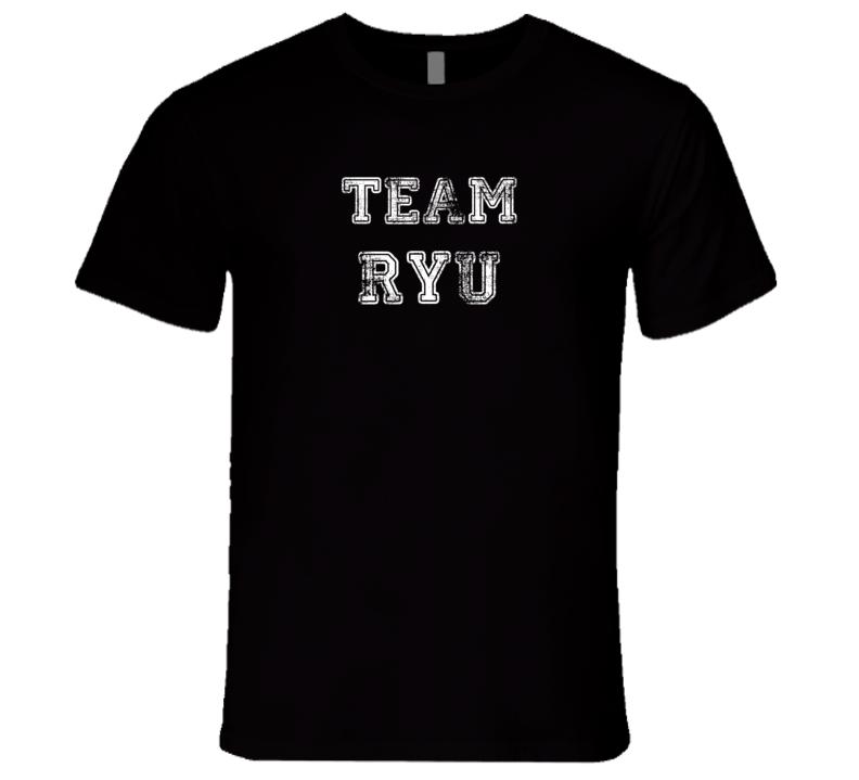 Tean Ryu T Shirt