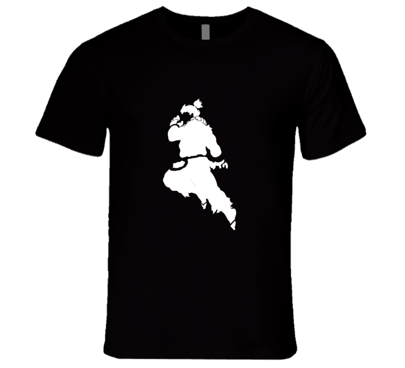 Akuma Silhouette T Shirt