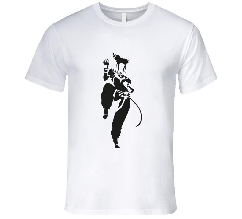 Juri Silhouette T Shirt