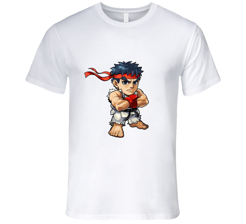 Ryu Chibi T Shirt