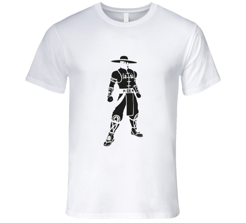Kung Lao Silhouette T Shirt