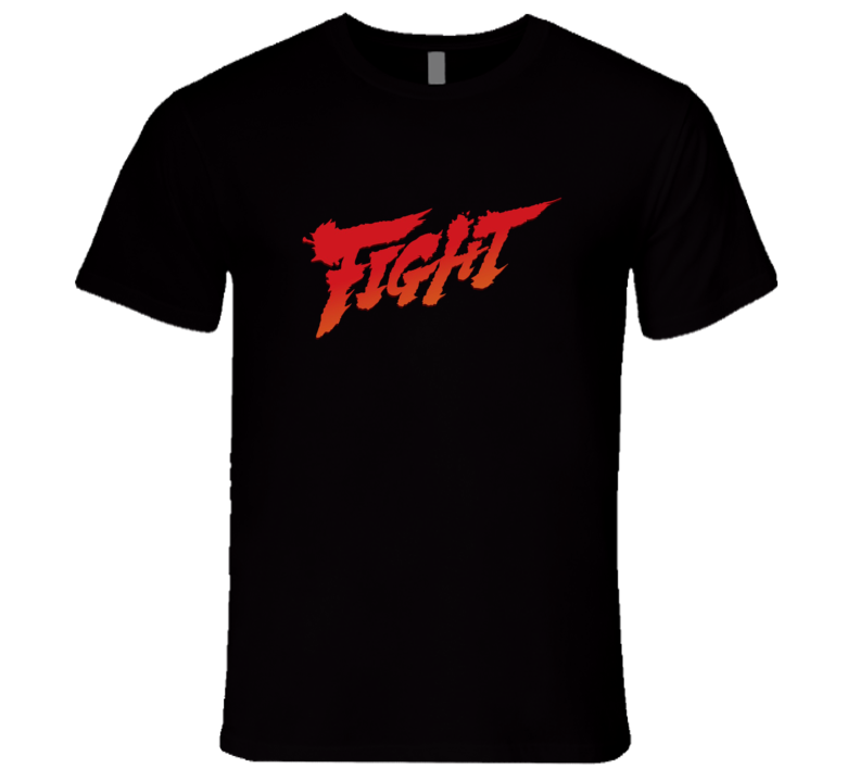 Fight! T Shirt