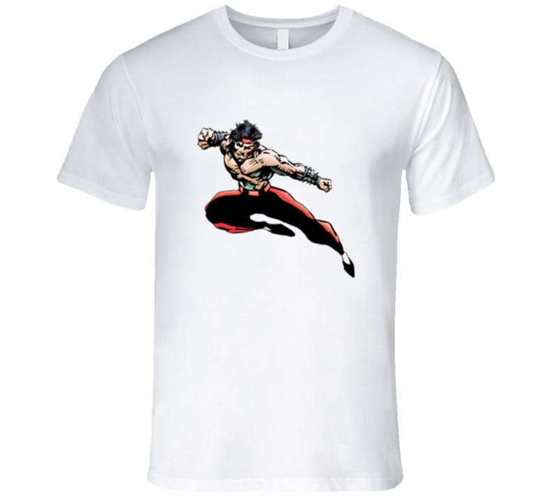 Liu Kang T Shirt