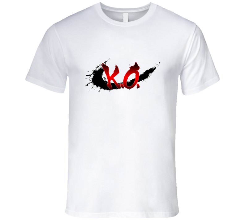 Knock Out T Shirt