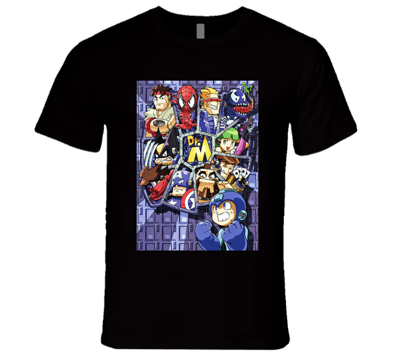 Mega Man T Shirt