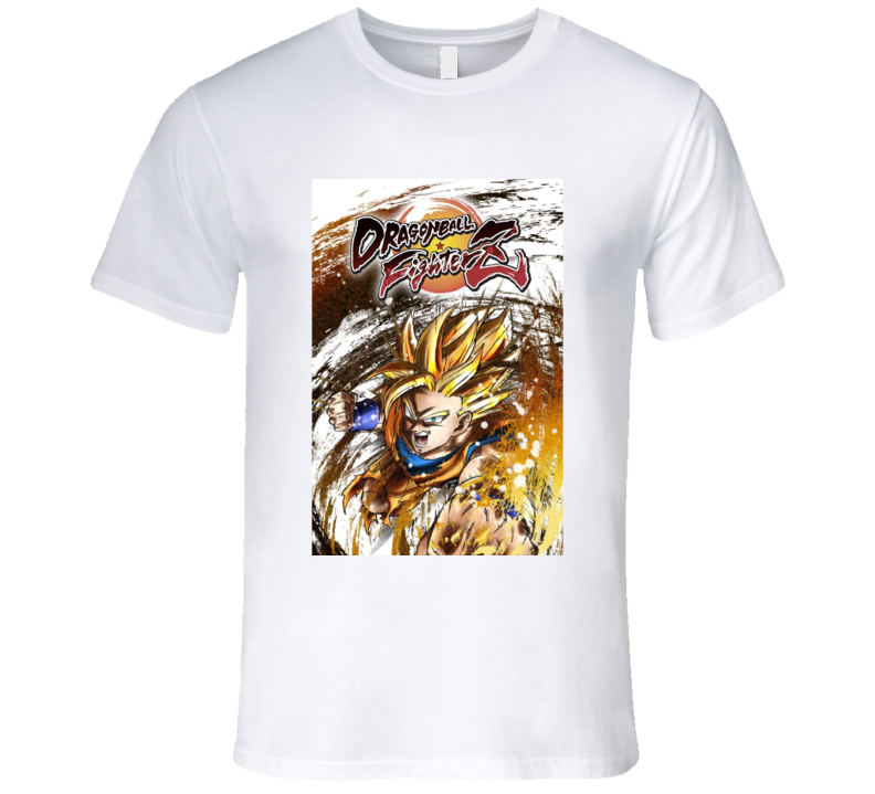 Dragon Ball Fighter Z T Shirt