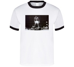 Muhammed Ali knockout Boxing T Shirt
