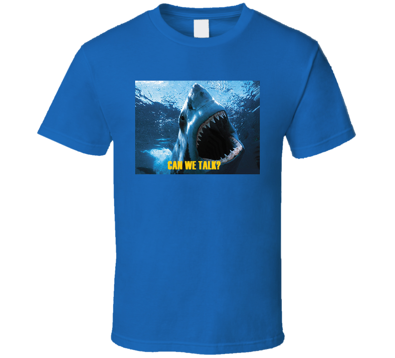 Shark Week Tv T Shirt