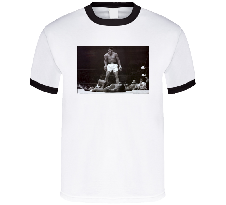 Muhammed Ali knockout Boxing T Shirt