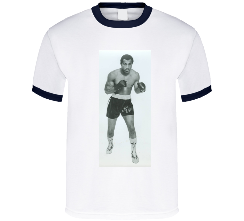Ken Norton Boxing T Shirt