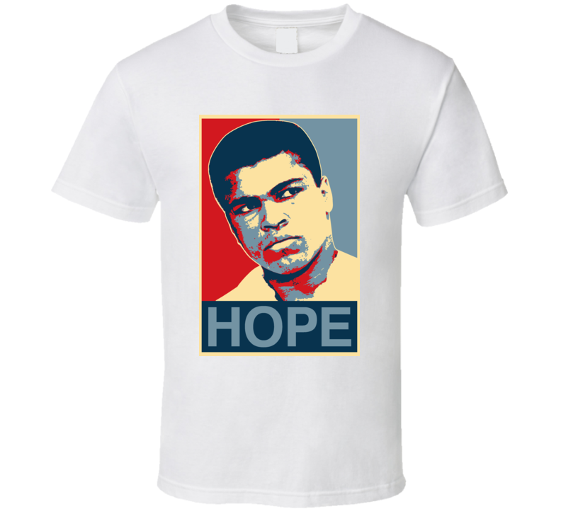 Muhammed Ali Boxing T Shirt