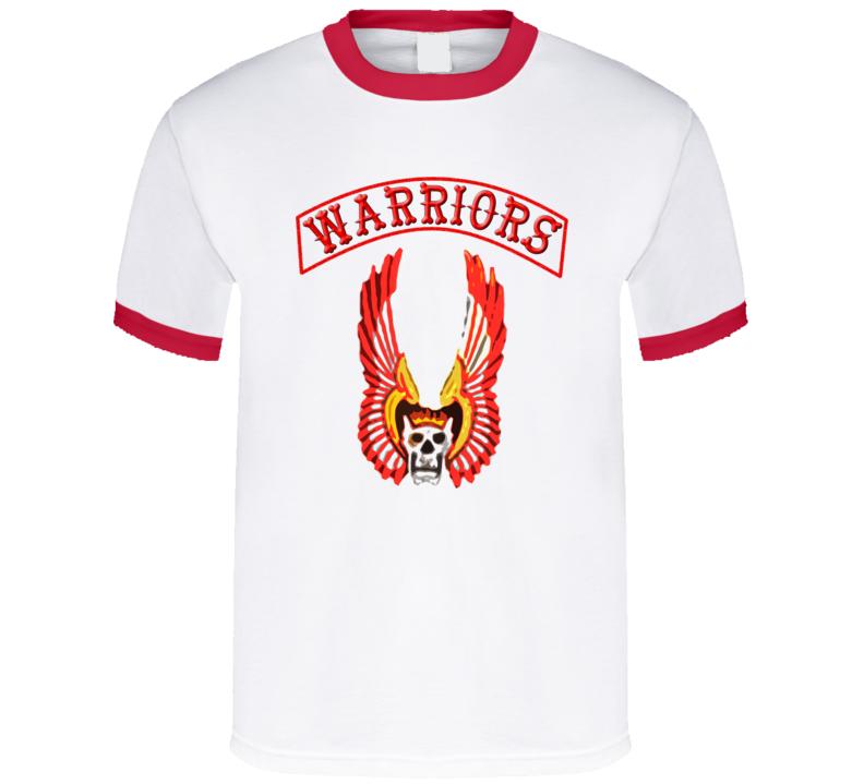 The Warriors Retro Movie T Shirt