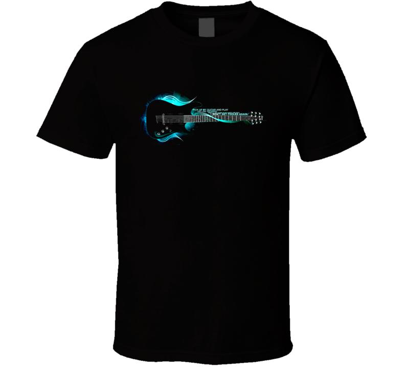 Guitar Music T Shirt