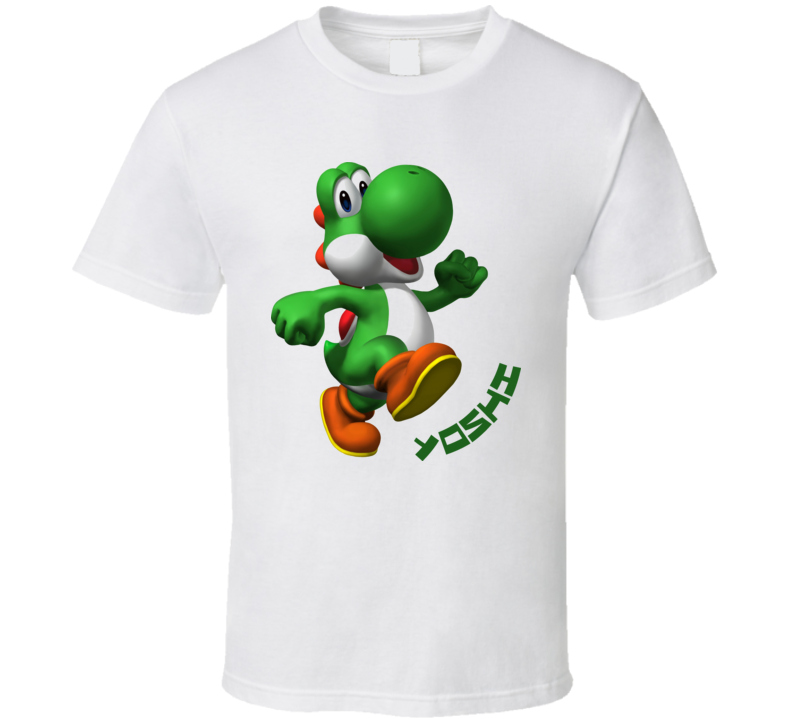 Yoshi Video Game T Shirt