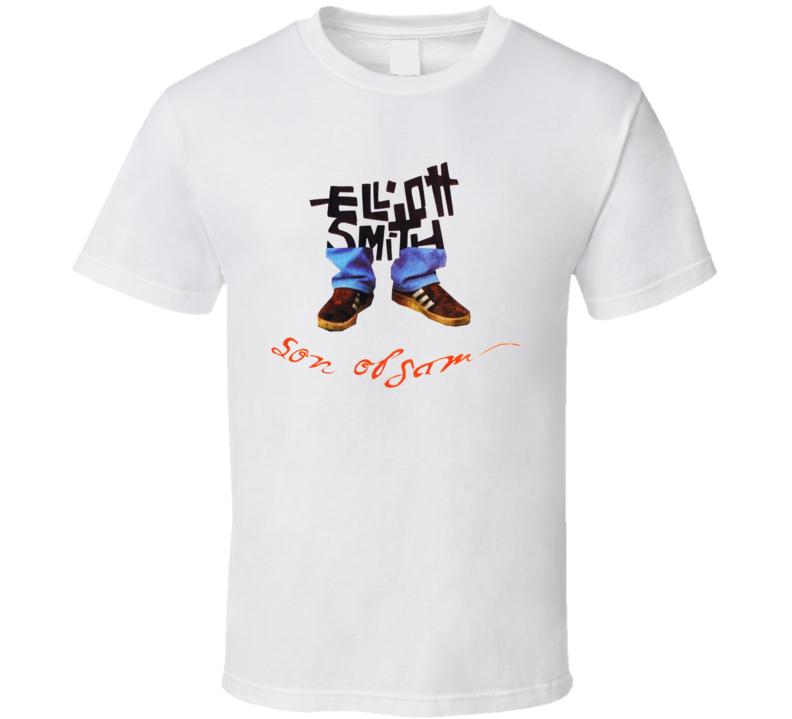 Elliott Smith Music T Shirt
