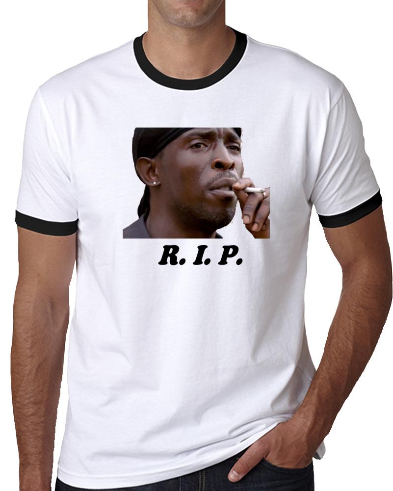 R. I. P. Omar Little  T Shirt