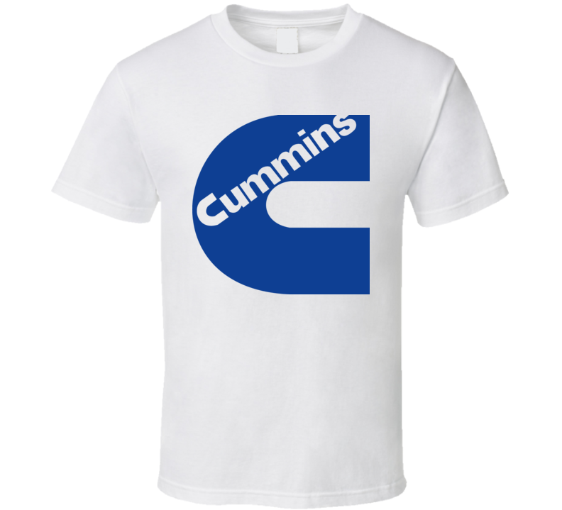 Cummins Motor Dodge Auto T Shirt