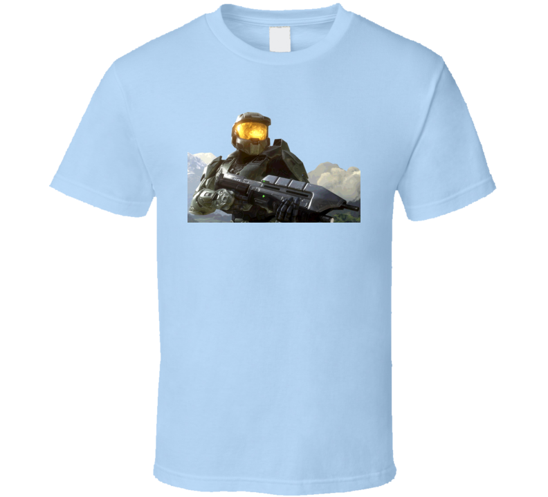 Halo 3 Video Game T Shirt