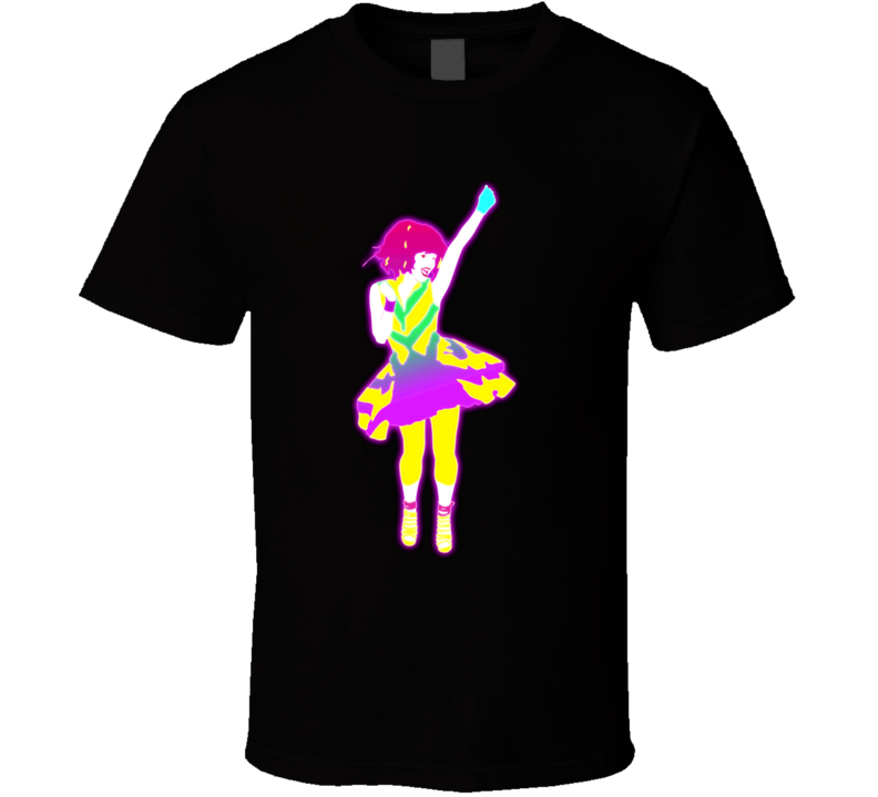 Just Dance 3 Coach T Shirt