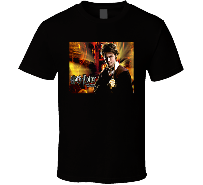 Harry Potter And Azkaban Movie T Shirt
