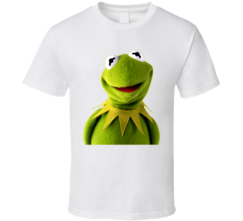 Kermit The Frog Muppets T Shirt