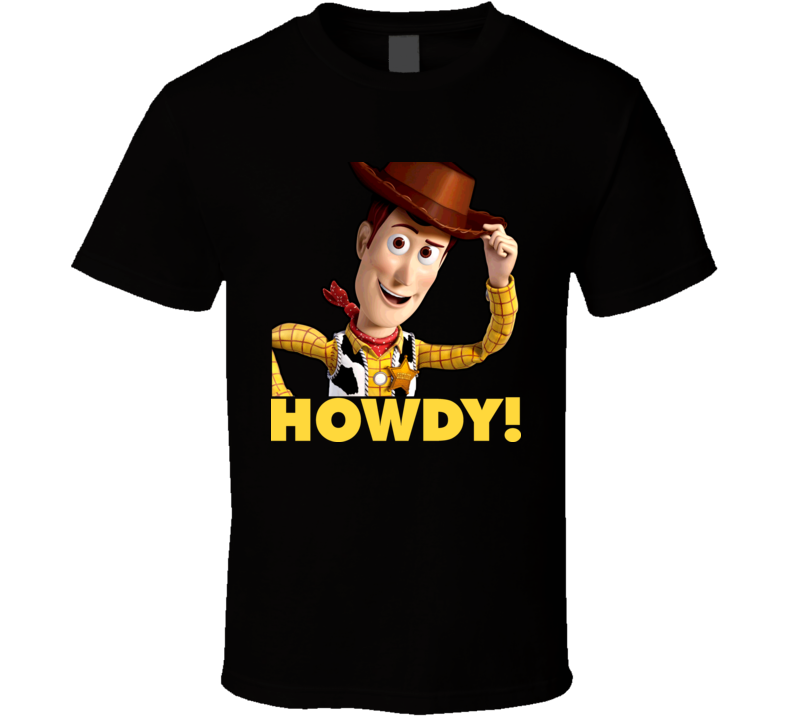 Woody Toy Story Kids T Shirt