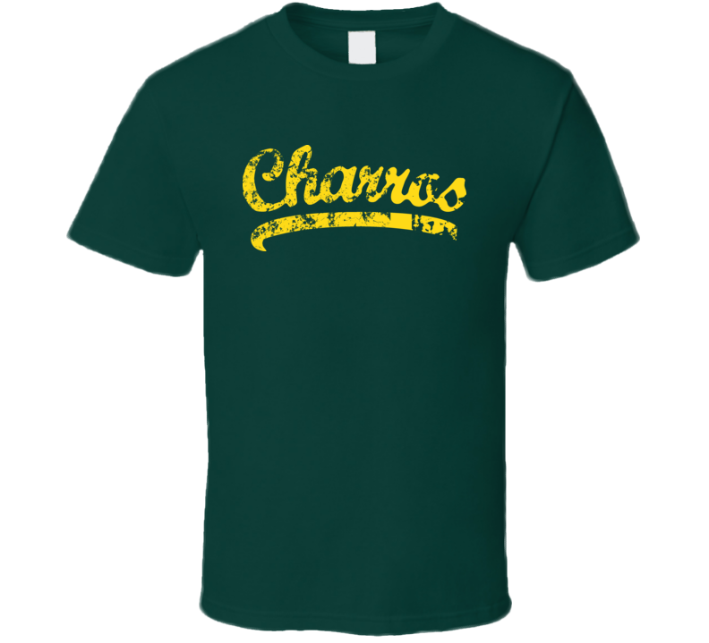 Charros Eastbound And Down T Shirt