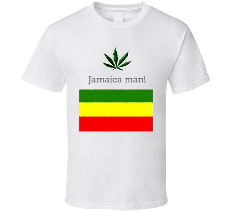 Jamaica Man T Shirt