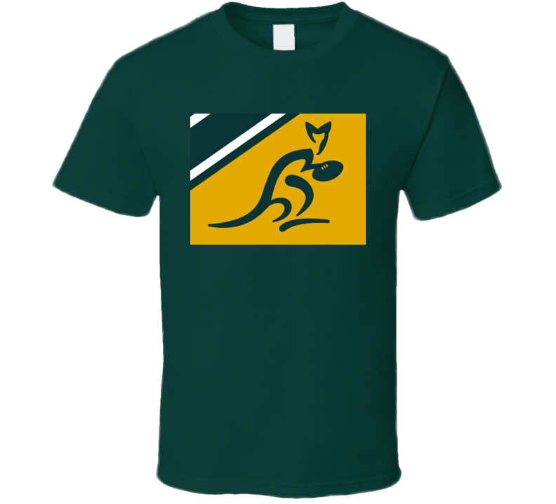 Australia Rugby T Shirt