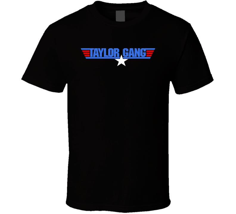Taylor Gang Hip Hop T Shirt
