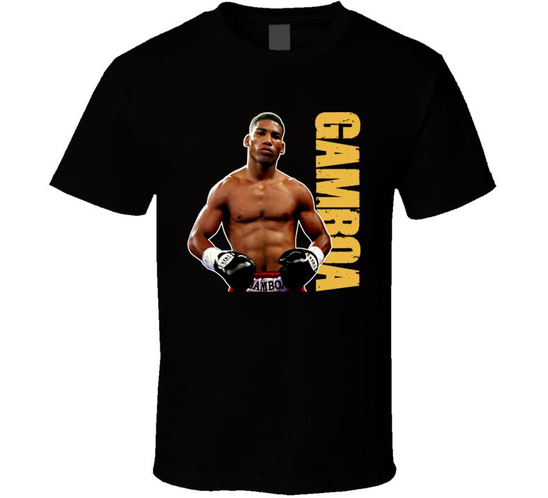 Yuriorkis Gamboa Boxer T Shirt