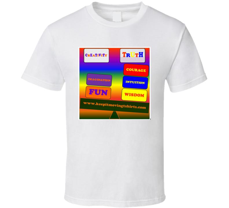 Balance Bar T Shirt
