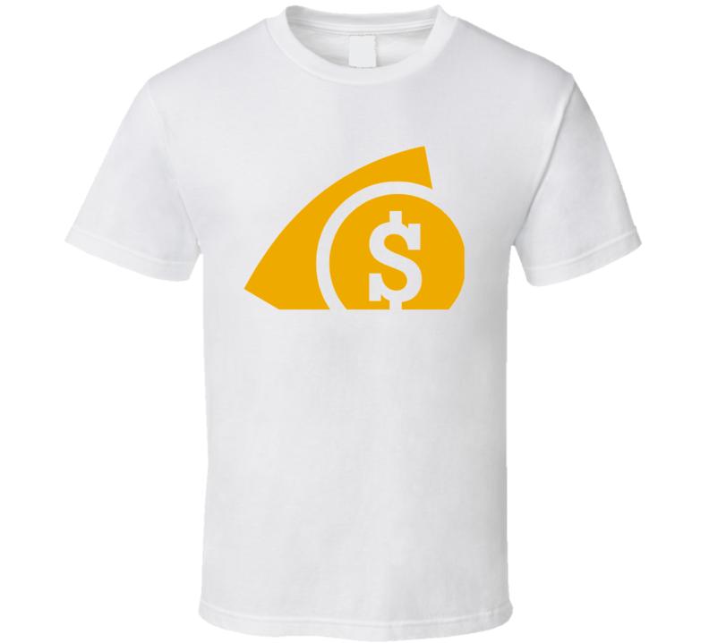 Dollar Signs T Shirt