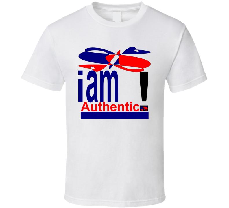 iam authentic! T Shirt