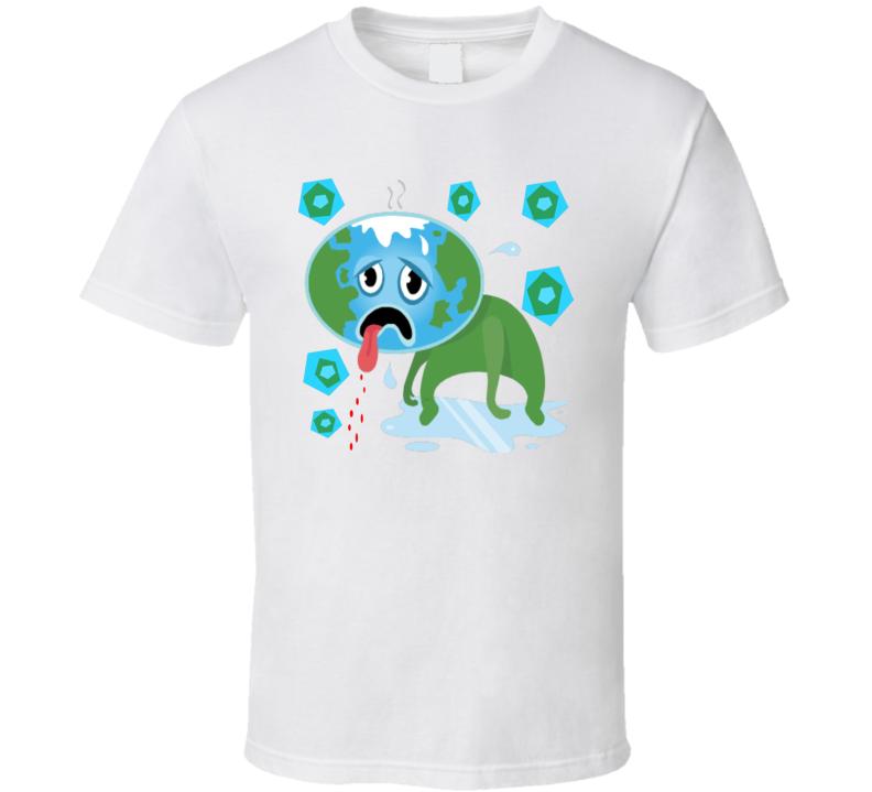 Global Warming Sweat Standard T-Shirt