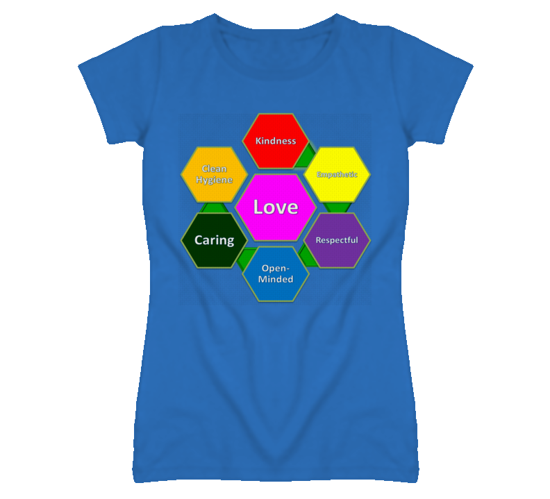 Love Components Ladies T-Shirt