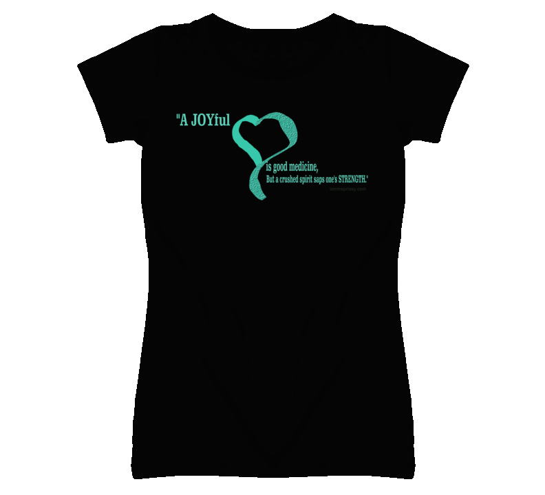 A JOYful Heart T Shirt
