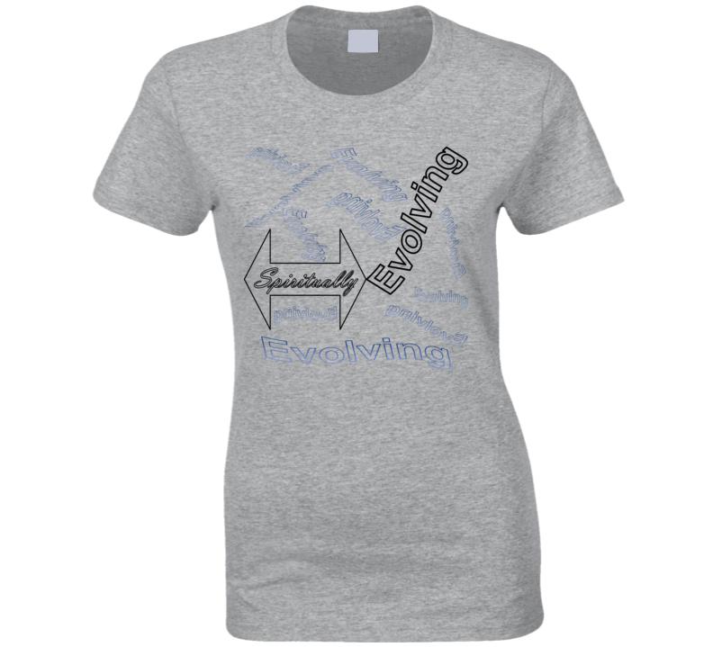Spiritually Evolving T-Shirt