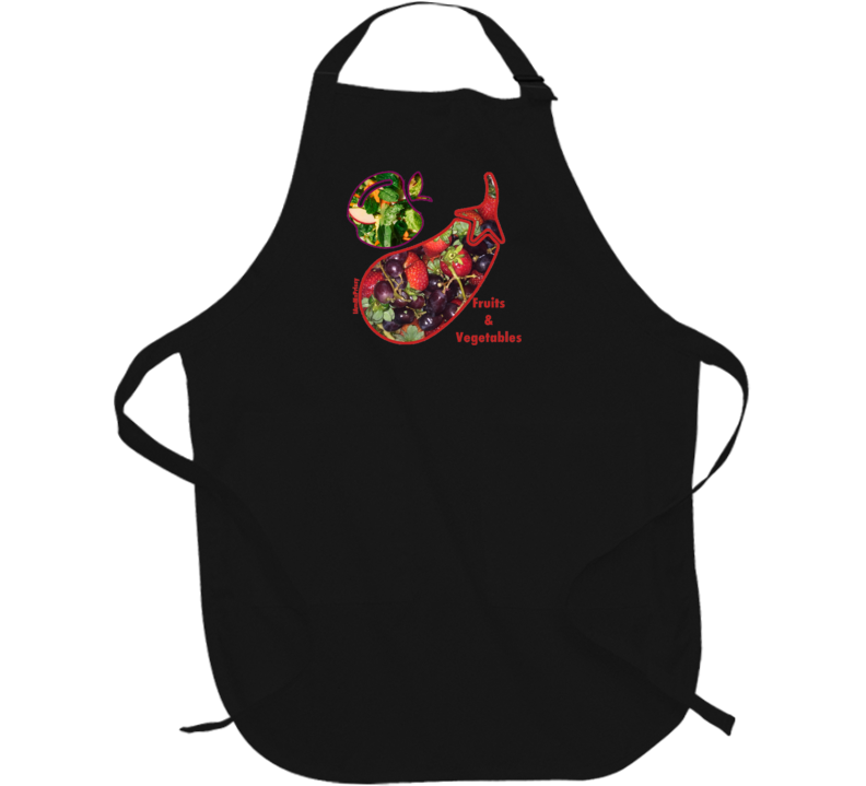 Fruits & Vegetables Apron