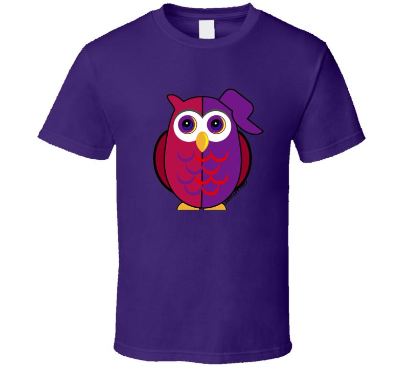 Owl Life Standard T-Shirt