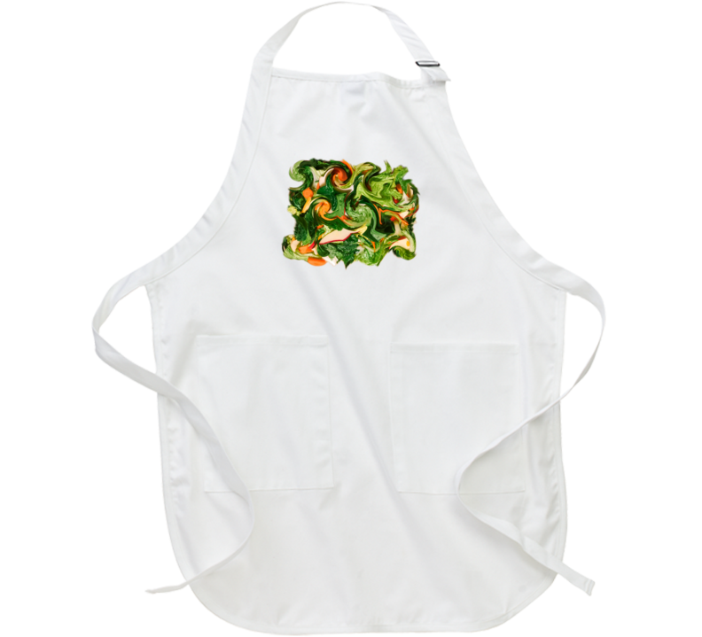 Salad Twirl Apron