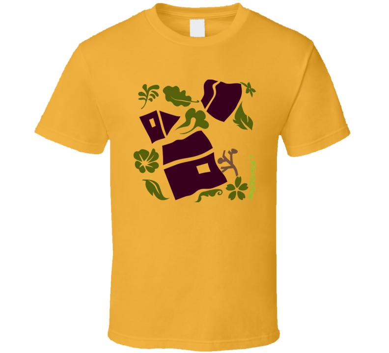 Warp House Flip T-Shirt