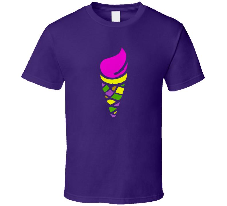 Ice Cream Cone Teen T-Shirt